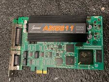 AudioScience ASI5611  Broadcast Multichannel AES/EBU Digital & Balanced Analog