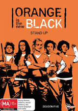 Orange is the New Black Season Series 5 : NEW DVD