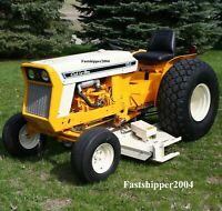 International IH Cub LoBoy Lo-Boy 154 184 185 Tractor Service Repair Manual CD