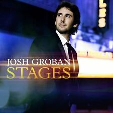 JOSH GROBAN : STAGES DELUXE (CD) sealed