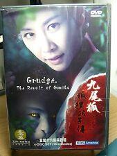 Grudge The Revolt of Gumiho (Korean Horror Movie Series)