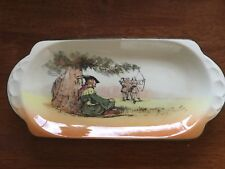 """Royal Doulton Plate """"Under The Greenwood Tree"""""""