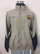 Men's Barcelona Football Training Jacket 2003/04 (L)