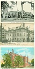 Greensboro NC  Collector's Set of 3