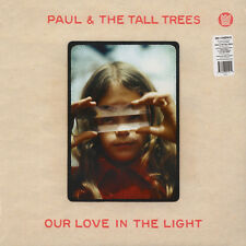 Paul & The Tall Trees - Our Love In The Light (Vinyl LP - 2016 - US - Original)