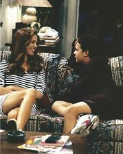 Ben Savage & Nikki Cox 8x10 Photo Boy Meets World Picture Unhappily Ever After