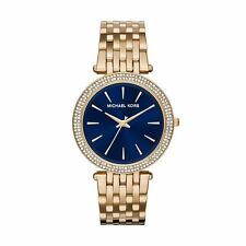 Michael Kors Women's Darci Gold Tone Stainless Steel Glitz Watch 39mm MK3406