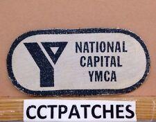 VINTAGE NATIONAL CAPITAL YMCA PATCH