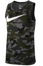 Nike Men's Dark Camo Tank LARGE