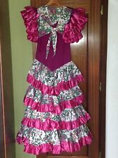 Traje de flamenca / Flamenco dress