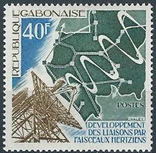 Gabun - Drahtlose Telegrafie postfrisch 1975 Mi. 561