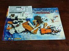 Transformers Armada Hoist w/Refute Mini-Con Complete