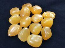 Medium Tumbled Orange Calcite-Energy Cleaner,Metaphysical Crystal Healing