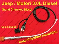 2014-2019 JEEP 3.0L DIESEL ENGINE BLOCK HEATER CORD GRAND CHEROKEE Motori Diesel