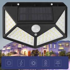208 Led Sensor De Movimento Infravermelho Passivo Energia Solar Prova D 'água para luz para jardim e área externa Jardim Lâmpada