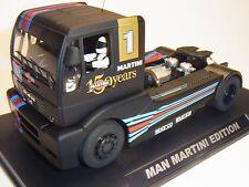 Flyslot Man TR 1400 Martini Limited Edition fy203305 autorennbahn 1:32 carreras