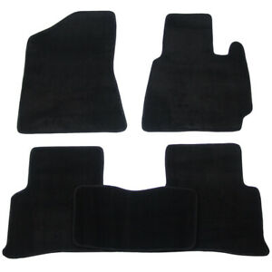 For Hyundai Tucson 2015 to 2020 Tailored Carpet Car Floor Mats Front & Rear