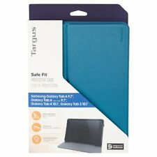 Targus SafeFit Case for 9.7-Inch Samsung  TAB A Tablet - Blue