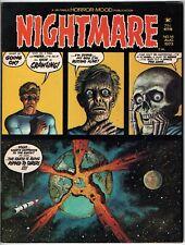 Nightmare Magazine #14 Skywald Comics 1973 VF- (7.5)
