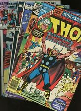 Thor Annual 6,9,10,11,12,13 * 6 Book Lot * Marvel Comics! God of Thunder! Vol.1