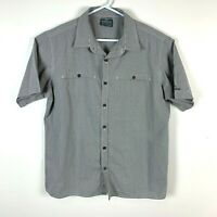 Kathmandu Short Sleeve Casual Shirt Size Men's XL
