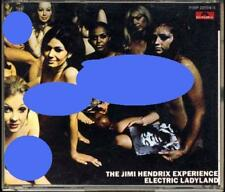 JIMI HENDRIX Electric Ladyland JAPAN Early Press 1989 2 CD P36P22004/5