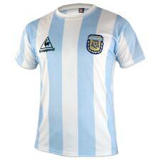 Maradona Argentina Mexico 1986 Retro Soccer Jersey