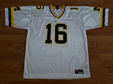 Michigan Wolverines #16 White 2X-Large Jersey By Nike!