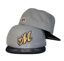 New Era 59fifty Montgomery Biscuits Diamond BP  7 3/8 BRAND NEW Fitted cap hat