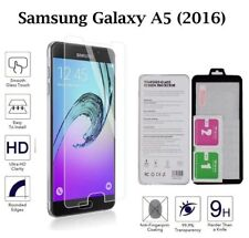 Samsung A5 2016 Tempered Glass Screen Protector Easy Bubble Free Installation