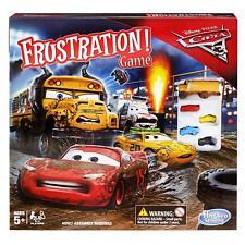Hasbro Gaming Disney Pixar Cars 3 Edition Frustration Board Game Fab