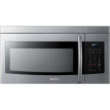 Samsung 1.6 cu.ft. 1000 Watts Over The Range Microwave Oven with 10 Power Level