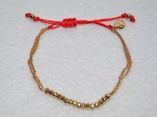 Stella & Dot Love Gold Bracelet - New In Box!