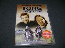 LONG WAY ROUND DVD 2 DISC SET EWAN MCGREGOR