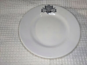 WHITE CASTLE/MAYER CHINA~Vintage~Burger Plate~NICE!