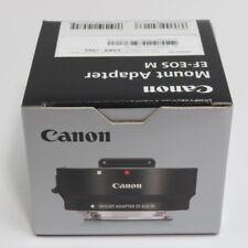 Canon объектив крепление адаптер EF-EOSM камера подлинный новый