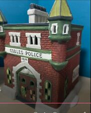 """Heritage Village Collection """"Cobles Police Station"""" 5583-2"""