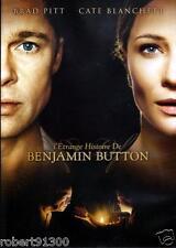 D.V.D./..L'ETRANGE HISTOIRE DE BENJAMIN BUTTON.../...CATE BLANCHETT...BRAD PITT