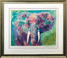 "LEROY NEIMAN ""CHARGING BULL"" 2006 