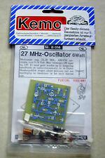 Bausatz 27 MHz-Sender 6 Watt Kemo-Electronic