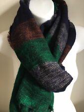 Yak Wool Scarf  Shawl Warm Thick winter Scarf.180cm  X 45cm