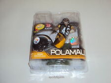 McFarlane SportsPicks 2012  NFL 29  Troy  Polamalu  Pittsburgh Steelers