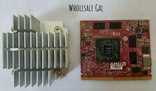 AMD Radeon HD 7650A 2GB DDR3 Graphics Video Card 109-C28757-00 W/Heat Sink
