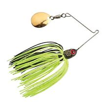 Booyah Micro Pond Spinnerbait - 1/8 oz - Wasp, Bass Redfin Perch Lure