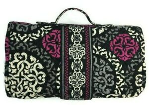 Vera Bradley Diaper Changing Pad  Canterberry Magenta Baby Clutch