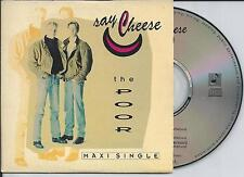SAY CHEESE - the poor CD SINGLE 3TR CARDSLEEVE Ballad 1990 HOLLAND RARE!