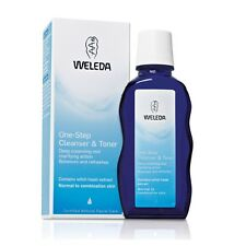 Weleda One Step Reinigungs & Gesichtswasser 100ml