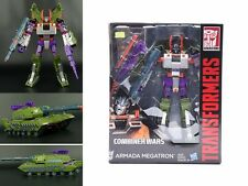 Transformers Combiner Wars Leader Class Armada Megatron Reissue Action Spielzeug