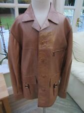 Varci Boys made in ITALY Super soft Leather Jacket Age 10 Years
