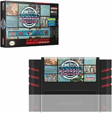 Retro-Bit Data East Classic Collection SNES Cartridge:Fighter's History and more